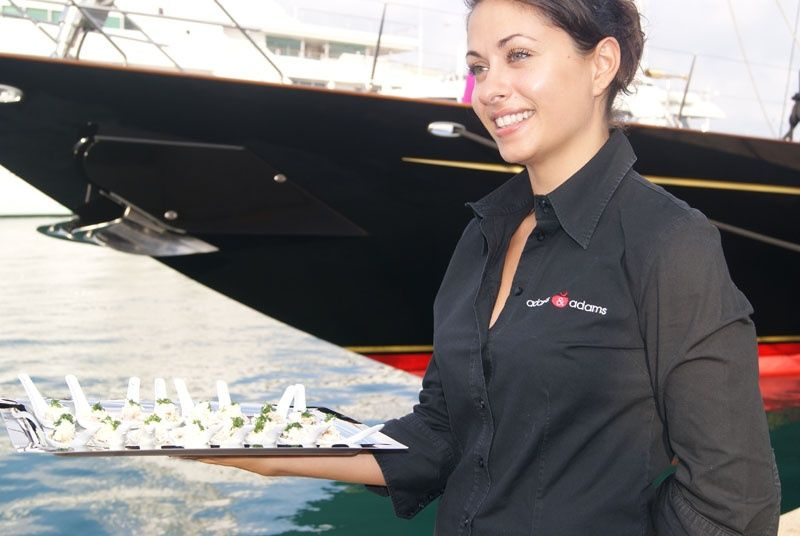 Adams & Adams Yacht Catering Video