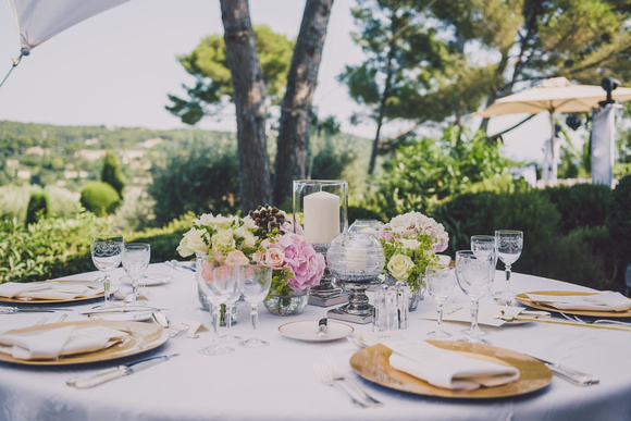 Cote d'Azur Wedding – Summer 2013
