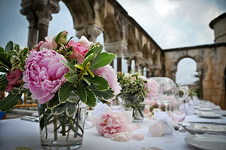 wedding organiser south of france
