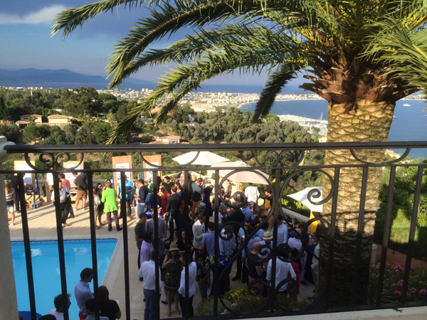 catering company Cannes Lions